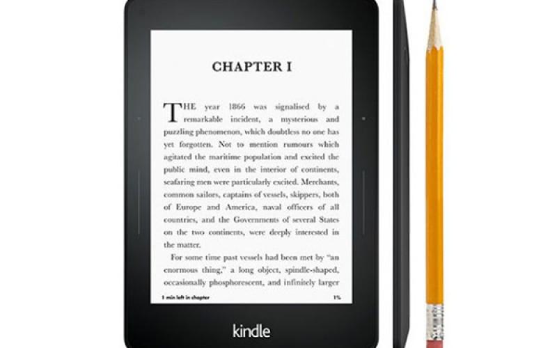 Amazon-ը ներկայացրել է թարմացված Kindle-ը և Voyage նոր ընթերցիչը