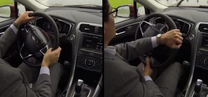 Ford-ը մշակել է ղեկի ադապտացված ղեկավարման համակարգ (վիդեո)