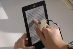 FingerReader` ընթերցանության սարք տեսողական խնդիրներ ունեցողների համար (վիդեո)