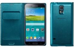 Հրապարակվել են Galaxy S5-ի պաշտոնական պատյանների լուսանկարները