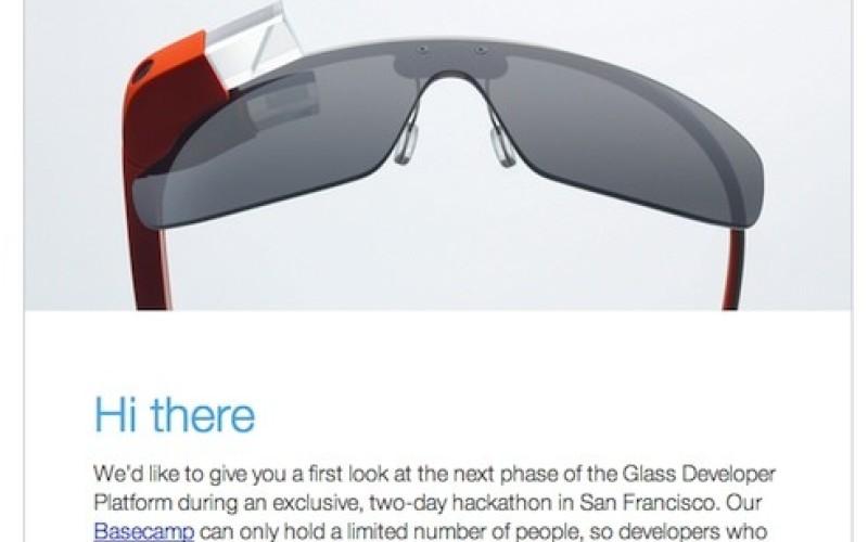 Նախագծողները կկարողանան նախագծել Google Glass հավելվածներ