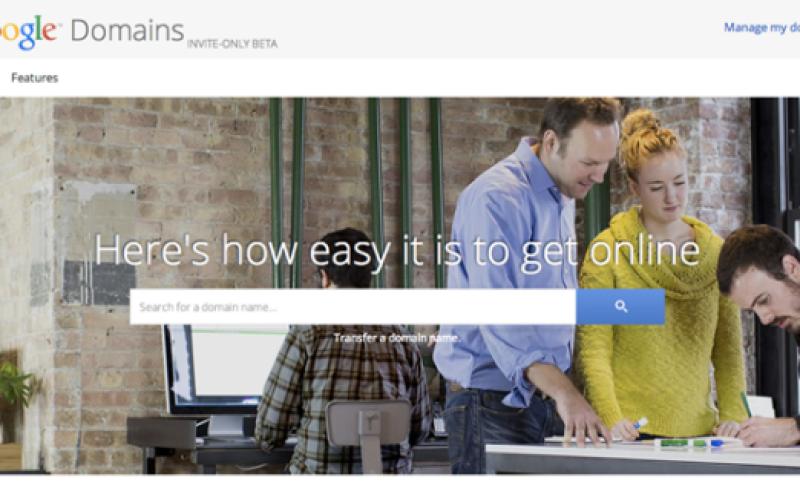 Google-ը փորձարկում է դոմենների գրանցման սեփական ծառայությունը