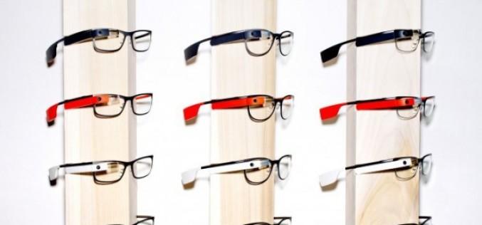 Google-ը ներկայացրել է Google Glass-ի շրջանակների հավաքածու