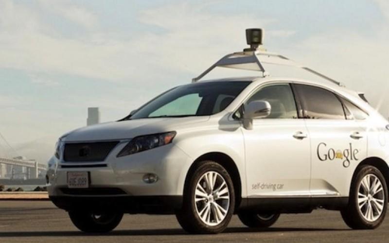 Google-ի համակարգը վարում է ավտոմեքենան մարդկանցից շատ ավելի լավ