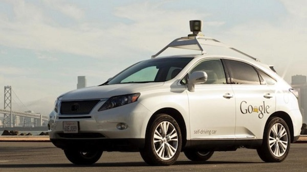 google s driverless car