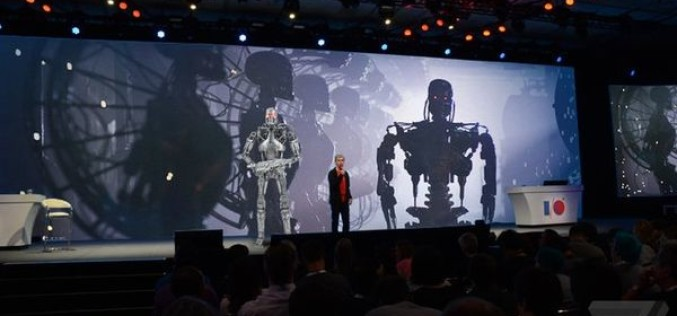 Google-ը կապահովի աշխատակիցների անվտանգությունը ռոբոտների հարձակումից