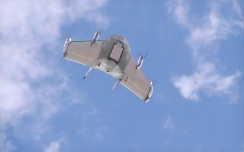 Google-ը փորձարկել է Wing առաքիչ-դրոնների նախագիծը (վիդեո)