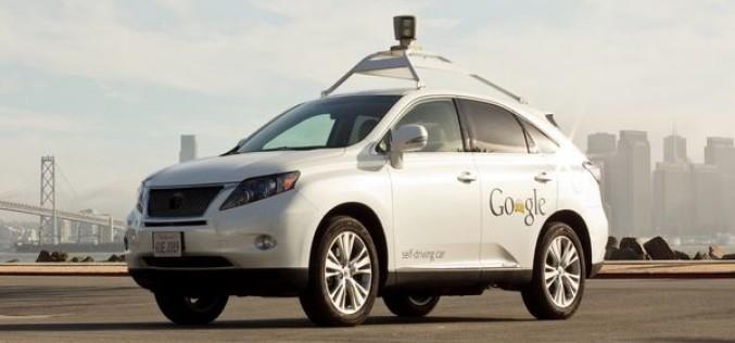 Google-ի ինքնավար ավտոմեքենաները սկսել են երթևեկել քաղաքներում (վիդեո)