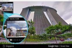Google Street View-ն թույլ կտա ճանապարհորդել ժամանակի մեջ