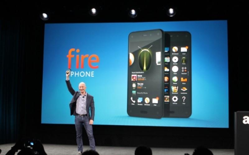 Amazon վերջապես ներկայացրեց բրենդային Fire Phone սմարթֆոնը (ֆոտոշ+վիդեո)