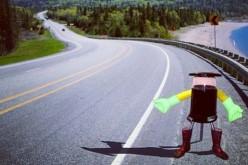 HitchBOT ռոբոտը պատրաստվում է ավտոստոպով ճամփորդության (վիդեո)