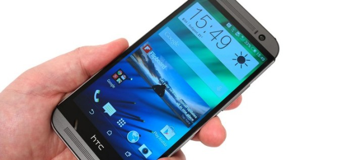 Ինչպես է Android Lollipop-ն աշխատում HTC One M8-ի վրա (տեսանյութ)