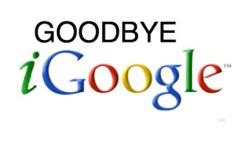 Google-ը դադարեցրեց iGoogle-ի գործունեությունը