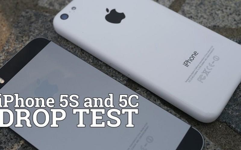 iPhone 5S-ի և iPhone 5C-ի ամրության փորձարկում (տեսանյութ)
