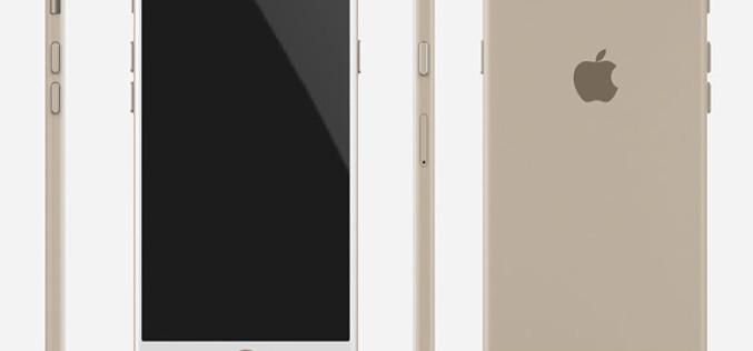 iPhone 6՝ իրատեսական գեղեցիկ կոնցեպտ (ֆոտոշարք)