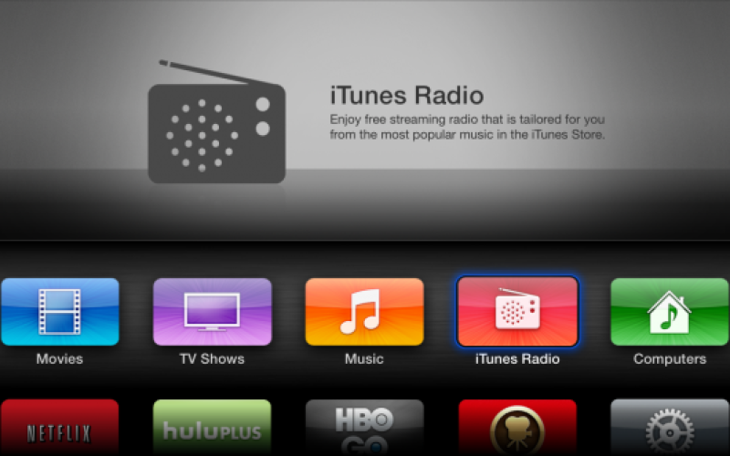 Apple-ը պատրաստվում է iTunes Radio-ի միջազգային գործարկմանը