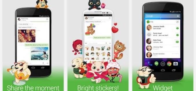 Գործարկվել է ICQ-ի Android հավելվածի նոր թարմացումը