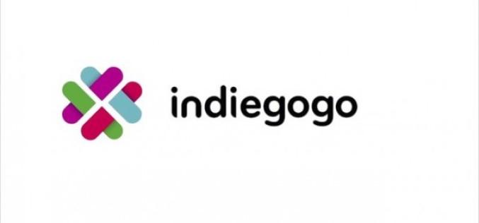 Indiegogo-ն գործարկել է նոր ինտերֆեյս և լոգոտիպ