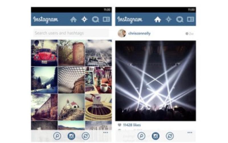 Instagram՝ արդեն նաև Windows Phone-ի համար