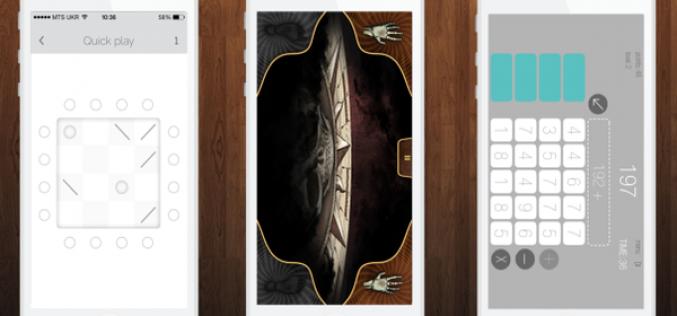 Papa Sangre II, digit, GetBuckets 2՝ խելացի iOS-խաղեր