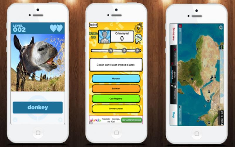 Plague Inc., iBrain, Puzzles՝ խելացի խաղեր iOS-ի համար