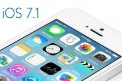 Apple-ը կթողարկի iOS-ի 7.1.1 տարբերակը
