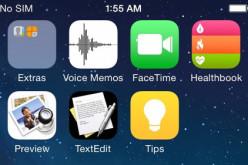 iOS 8-ի սքրինշոթները հայտնվել են համացանցում