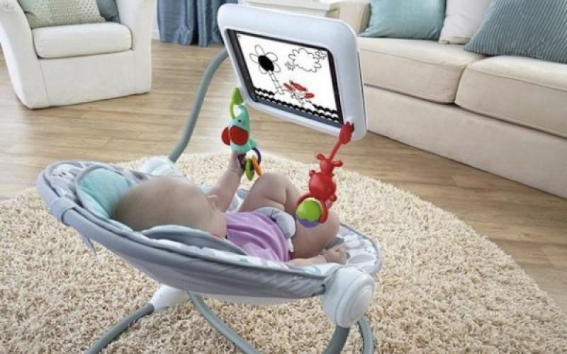 Ստեղծվել է նստարան-հենարան iPad-ի փոքր օգտագործողների համար
