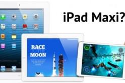 Apple-ը մտադիր է թողարկել iPad Maxi