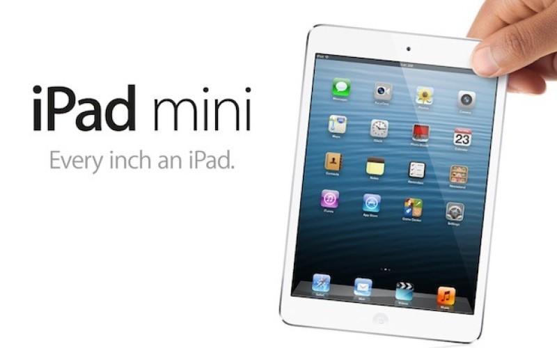 iPad Mini-ն 1 տարեկան է. վիճակագրություն