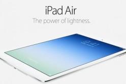 iPad Air պլանշետի նոր սերունդը կաշխատի A8 պրոցեսորով և ոչ միայն