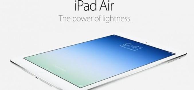 Apple-ը թողարկել է iPad Air-ի նոր երկու գովազդ (վիդեո)