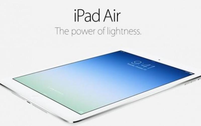 Apple-ը թողարկել է  iPad Air-ի երկու նոր գովազդ (վիդեո)