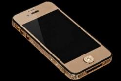 Բրիտանացի ոսկերիչները ստեղծել են 1 մլն դոլար արժողությամբ iPhone 5