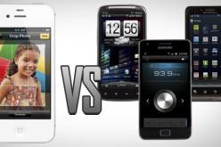 Ինչպիսին է iPhone-ի և Android-սմարթֆոնների գնային հարաբերակցությունը