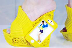 Եռաչափ կոշիկ-պատյան Ձեր iPhone-ի համար (ֆոտոշարք)