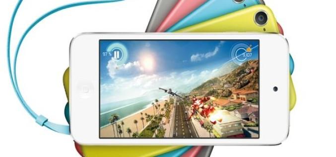 Apple-ը ներկայացրել է 16 Գբ հիշողությամբ և iSight տեսախցիկով iPod Touch
