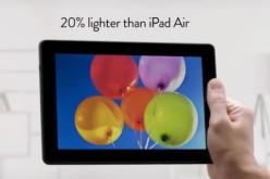 Kindle Fire HDX-ի գովազդը «նվաստացնում է» նոր iPad Air-ը (վիդեո)