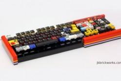 Ստեղծվել է համակարգչային ստեղնաշար LEGO կոնստրուկտորից