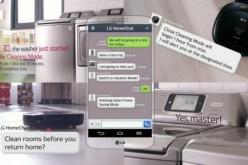 LG-ն թողարկել է կենցաղային տեխնիկան կառավարող համակարգ