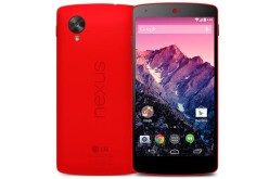 Թողարկվել է կարմիր Nexus 5