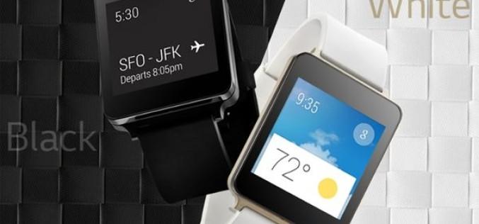 LG-ն ցուցադրել է G Watch «խելացի» ժամացույցի մասին տեսանյութ (վիդեո)