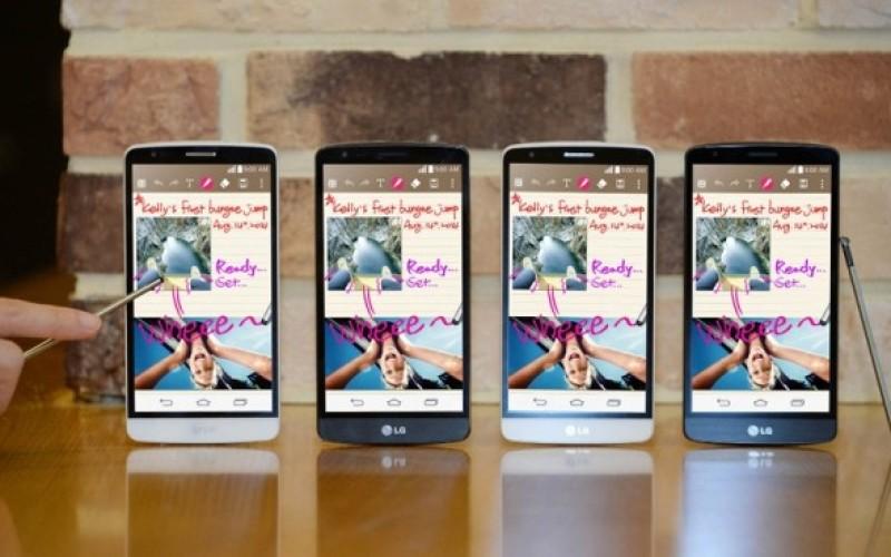 LG-ն ներկայացրել է նոր G3 Stylus սմարթֆոնը