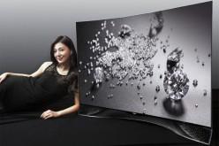 LG-ն զարդարել է իր OLED-հեռուստացույցը Swarovski ադամանդներով