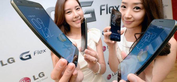 LG-ի G Flex-ը կթողարկվի գալիք շաբաթ