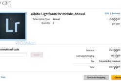 Adobe-ը կգործարկի Lightroom-ի iPad տարբերակը