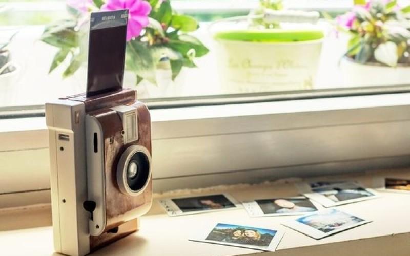 Lomo'Instant՝ ֆոտոխցիկ լուսանկարների արագ տպման հնարավորությամբ (վիդեո)