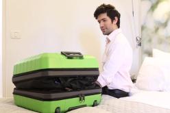 Fugu Luggage ճամպրուկ-տրանսֆորմեր (նկարներ, տեսանյութ)