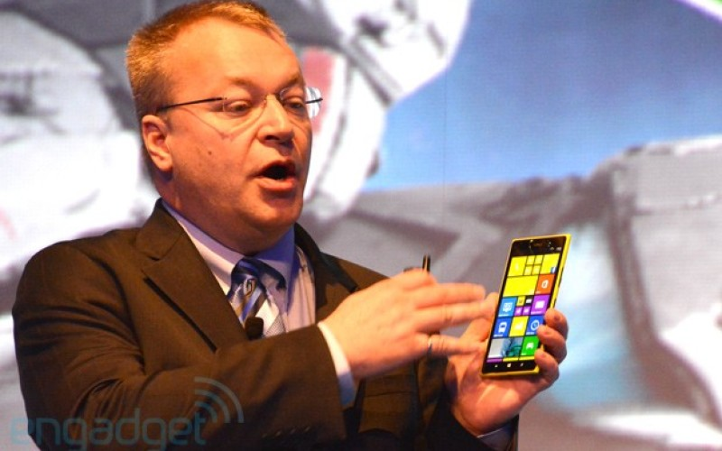 Nokia-ն ներկայացրեց նոր Lumia 1520 սմարթֆոնը