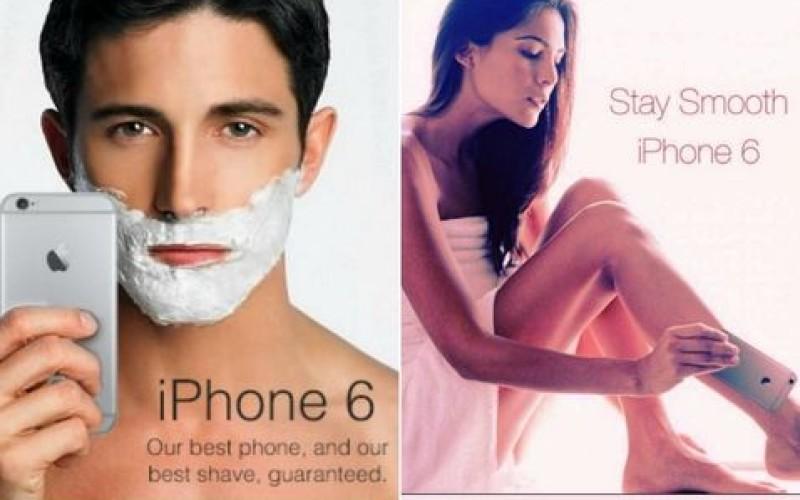 Ըստ օգտագործողների՝ iPhone 6-ը «քաշքշում» է մազերը (վիդեո)